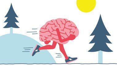 Mentale Stärke beim Laufen
