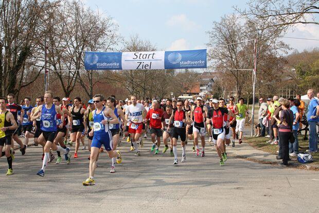 Michelbacher Volkslauf: Im April fällt wieder der Startschuss für den 3-Berge-Cup.