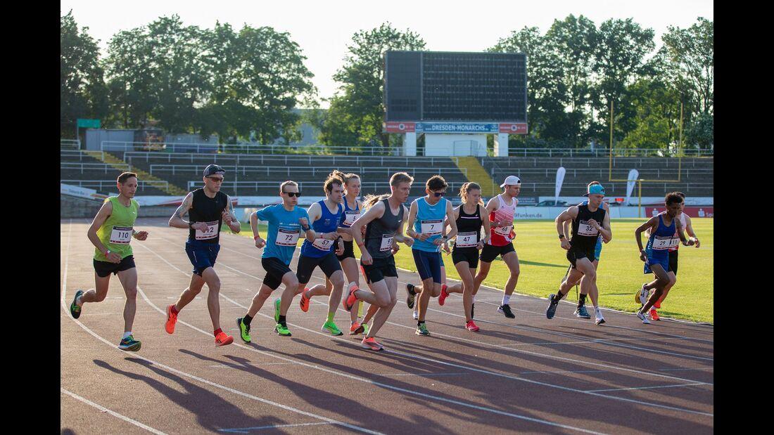 Mid Summer Track Night Dresden 2021