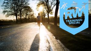 """Mit unserem """"Trainingsplan der Woche"""" bereiten Sie sich erfolgreich auf eins der größten Highlights im Laufsport vor – auf den ersten Marathon."""