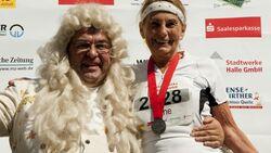 Mitteldeutscher Marathon Halle Finisher