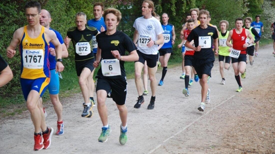 Moerser Schlossparklauf 2013