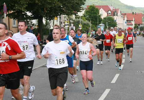 Mössinger Stadtlauf