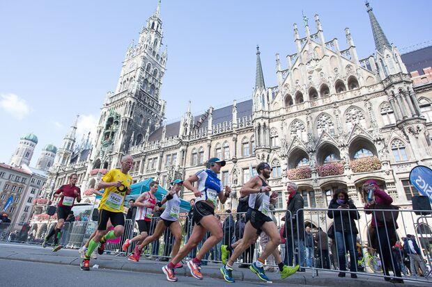 München-Marathon 2016