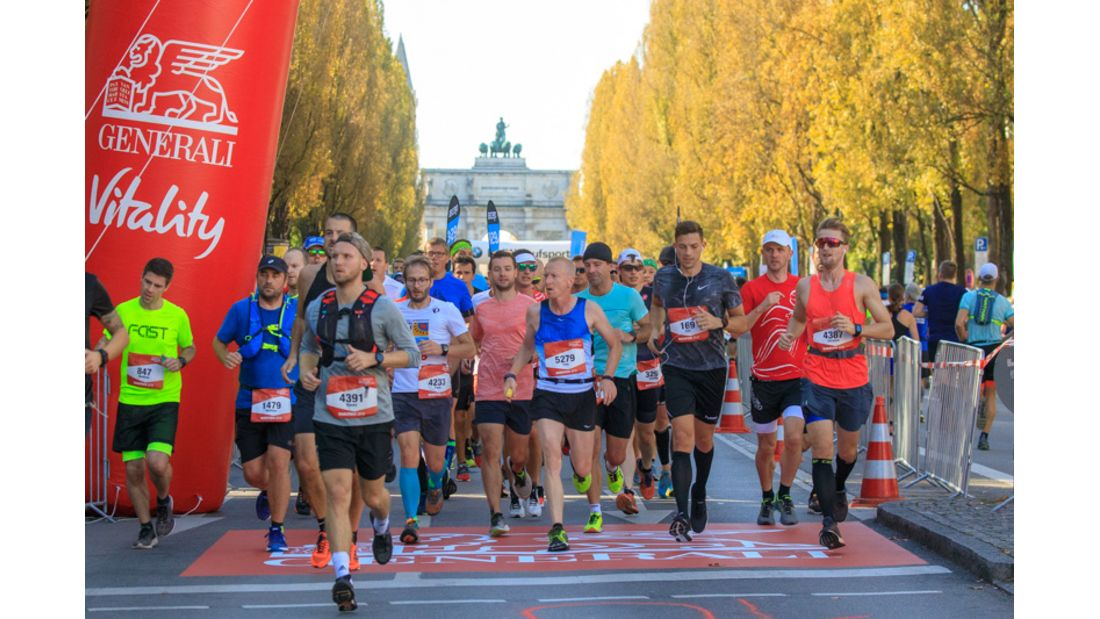 München-Marathon 2018