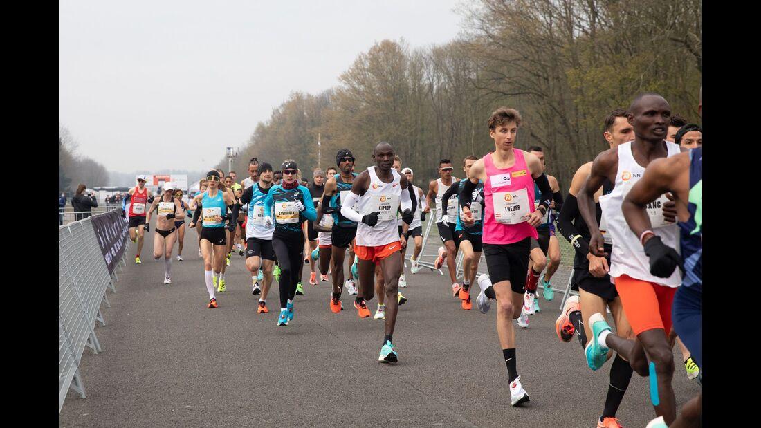 NN Mission Marathon Enschede 2021