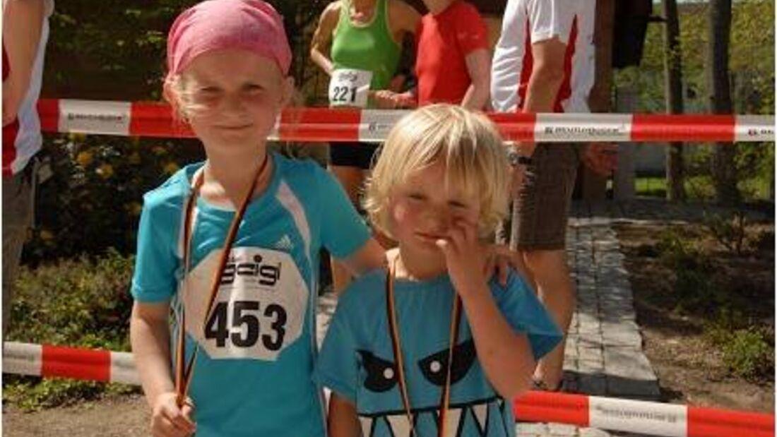 Naabtal-Lauf Teublitz: Alle Kinder erhalten einen Preis