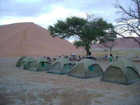 Namib Desert Challenge