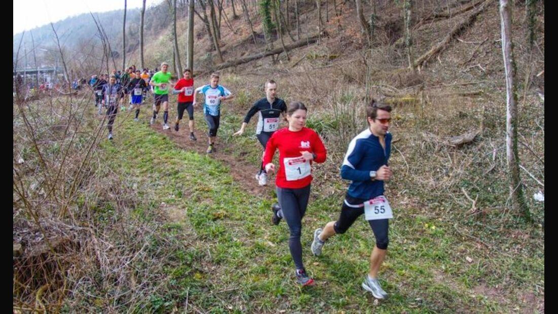 Neckar Center Off Road Run 2013