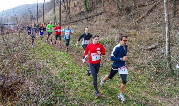 Neckar Center Off Road Run 2013
