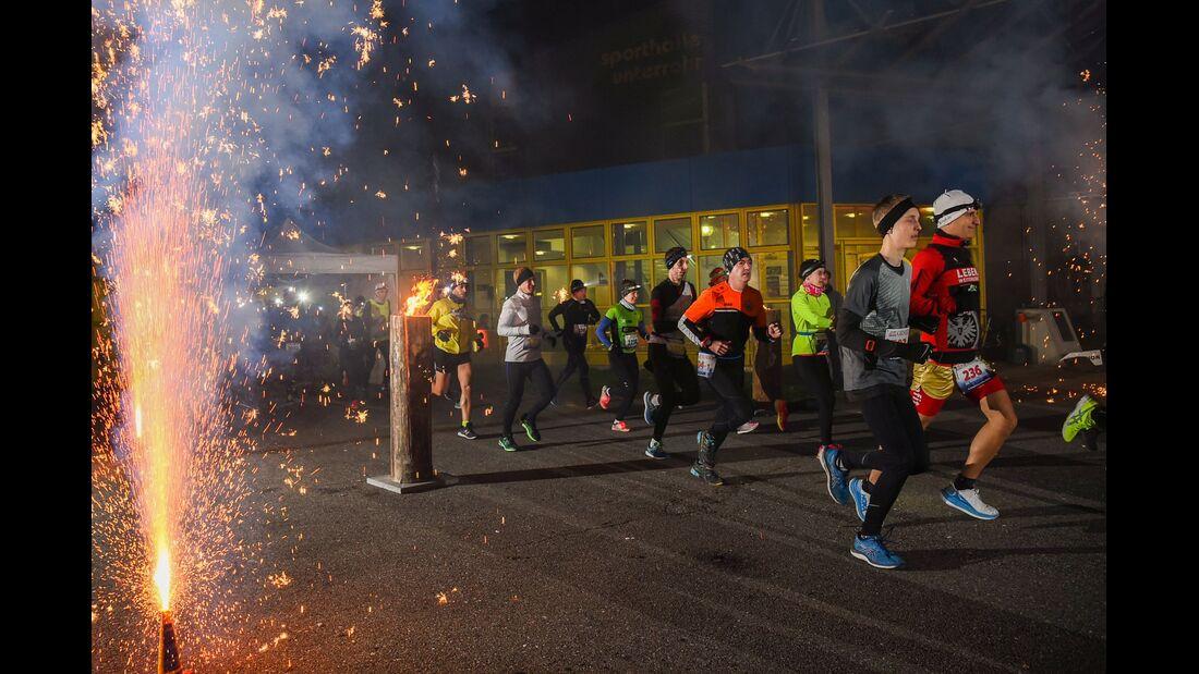 Neujahrsmarathon Zürich 2019