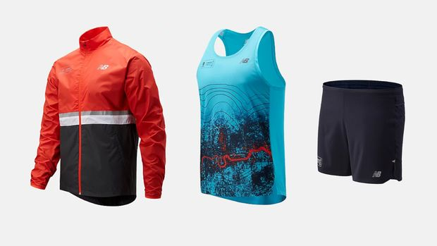 New Balance London-Marathon-Kollektion 2021