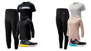 New Balance Performance Outfits