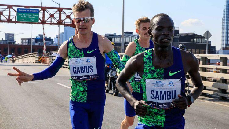 New York Marathon 2019 Arne Gabius Wird Elfter Runner S World