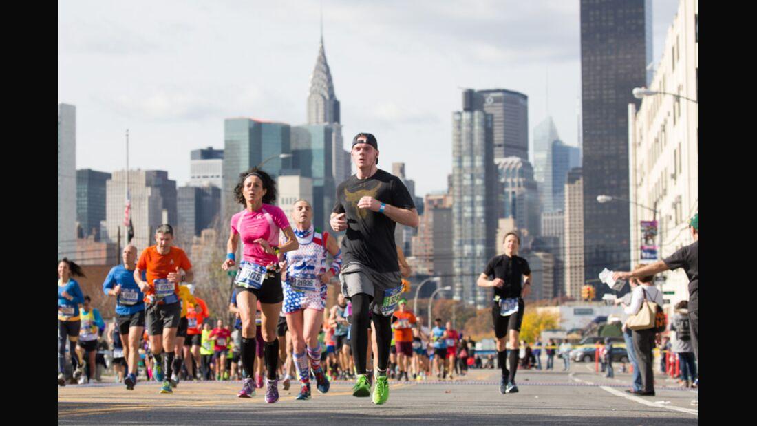 New York Marathon 2016