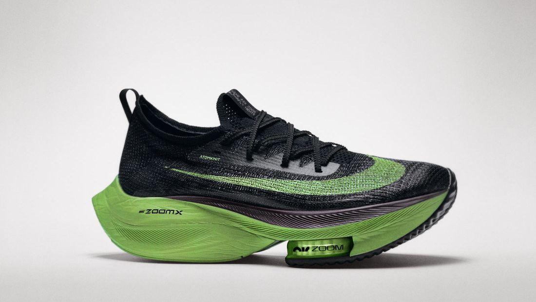Nike Air Zoom Alphafly NEXT% and Nike Air Zoom Tempo NEXT