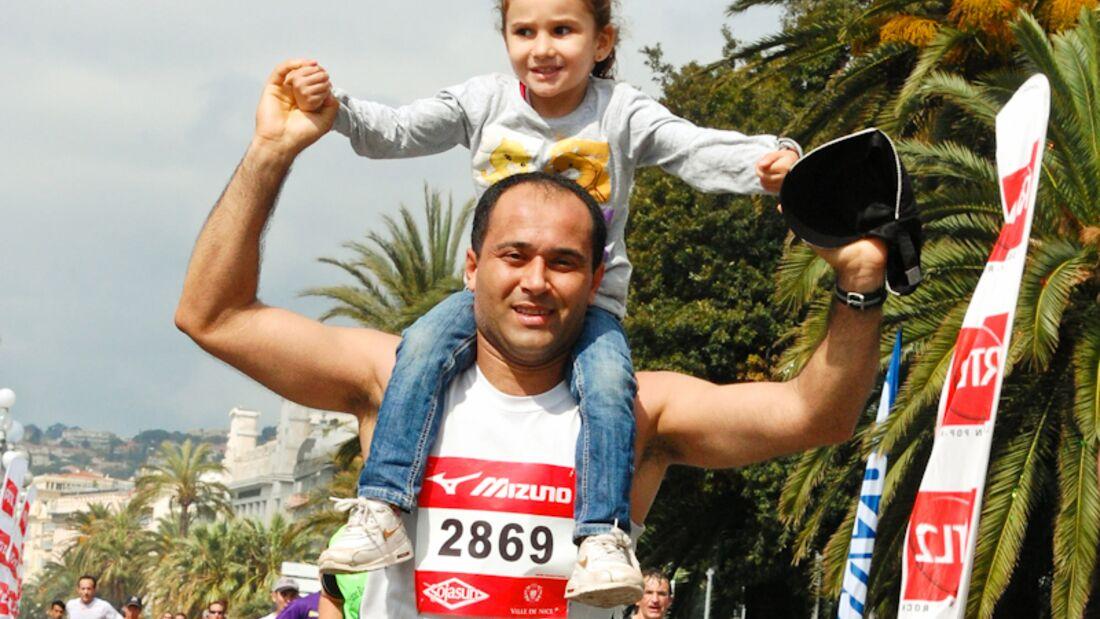 Nizza-Halbmarathon 2012