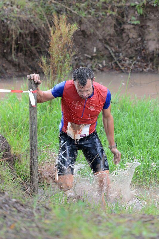 No Mercy Run Ansbach: 21 Kilometer voller Herausforderungen