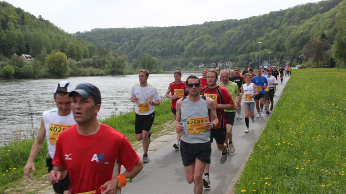 Oberelbe-Marathon 2014