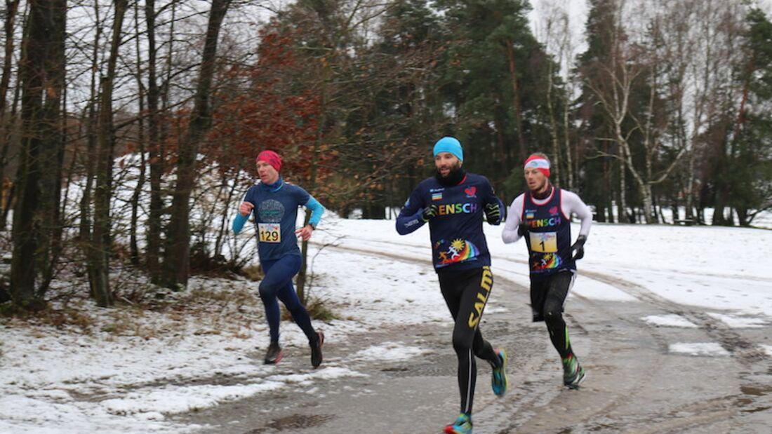Oberpfälzer Winterlauf Challenge 2018