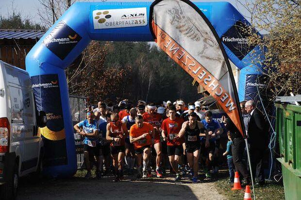 Oberpfälzer Winterlauf Challenge  Start 2014
