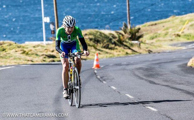 Ocean Lava Madeira Triathlon Rad 2017