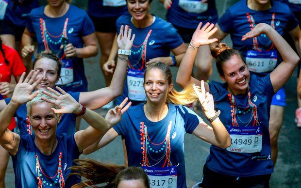 Österreichischer Frauenlauf Wien 2018