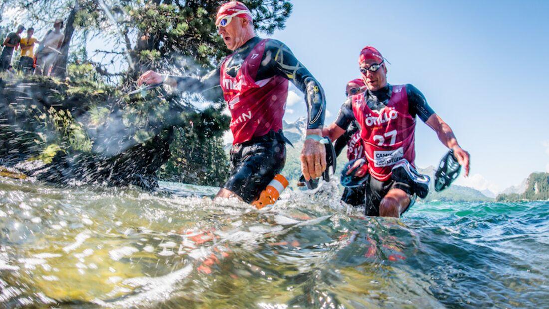 Ötillö Swimrun 1000 Lakes 2016 1