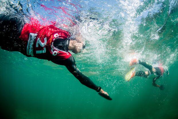 Ötillö Swimrun 1000 Lakes 2016 2