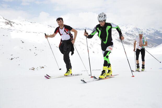 Ötzi Alpin Marathon 2015 Skitouren