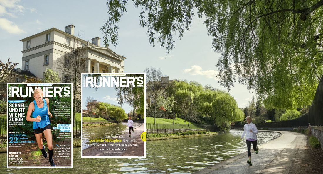 Oktober-Ausgabe RUNNER'S WORLD