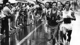 Olympia 76: Frank Shorter vor Waldemar Cierpinski