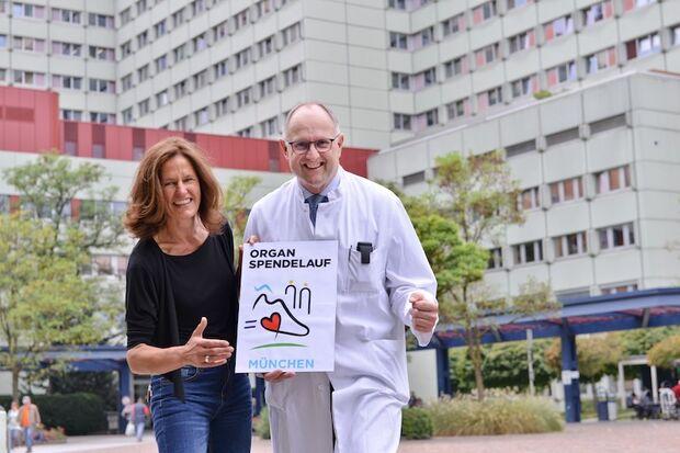 Organspendelauf München 2019