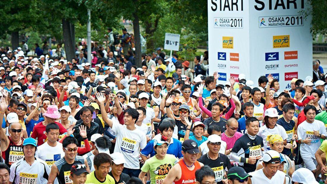 Osaka-Marathon 2012