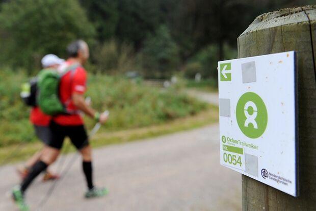 Oxfam Deutschland Trailwalker 2012
