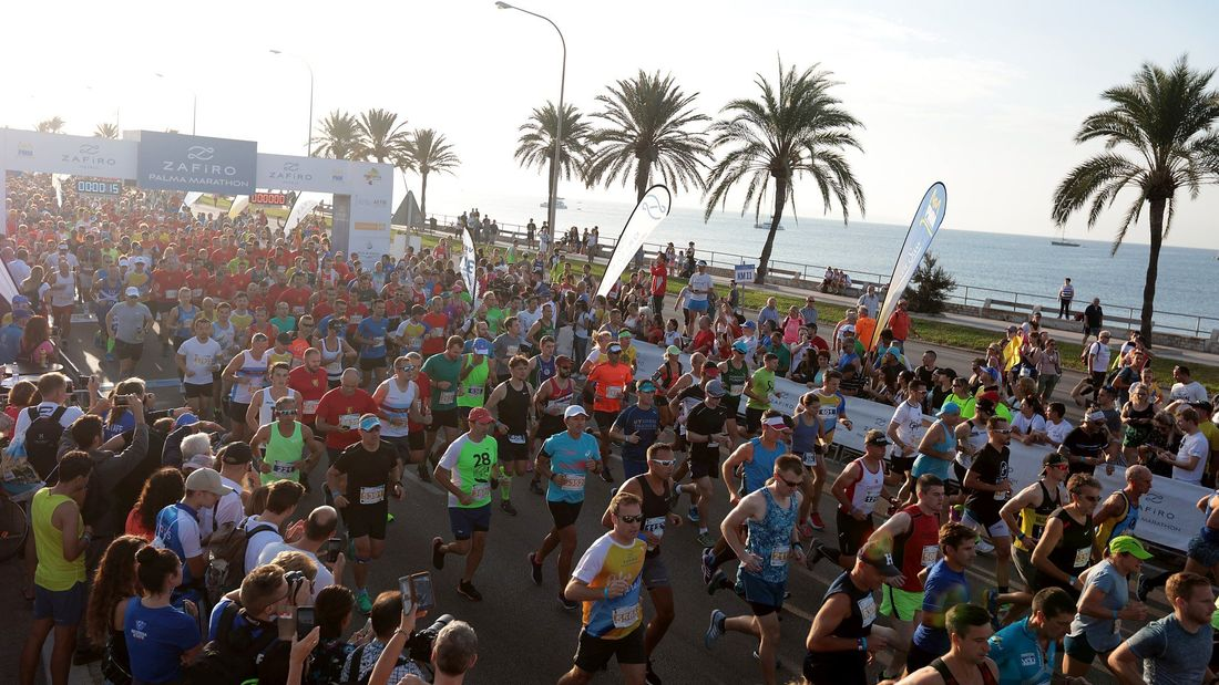 Palma de Mallorca Marathon 2019