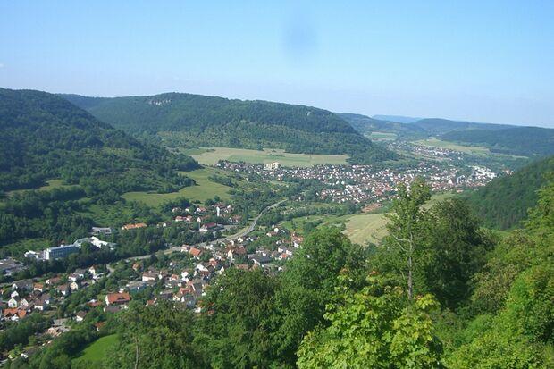 Panoramahalbmarathon Oberes Filstal 1