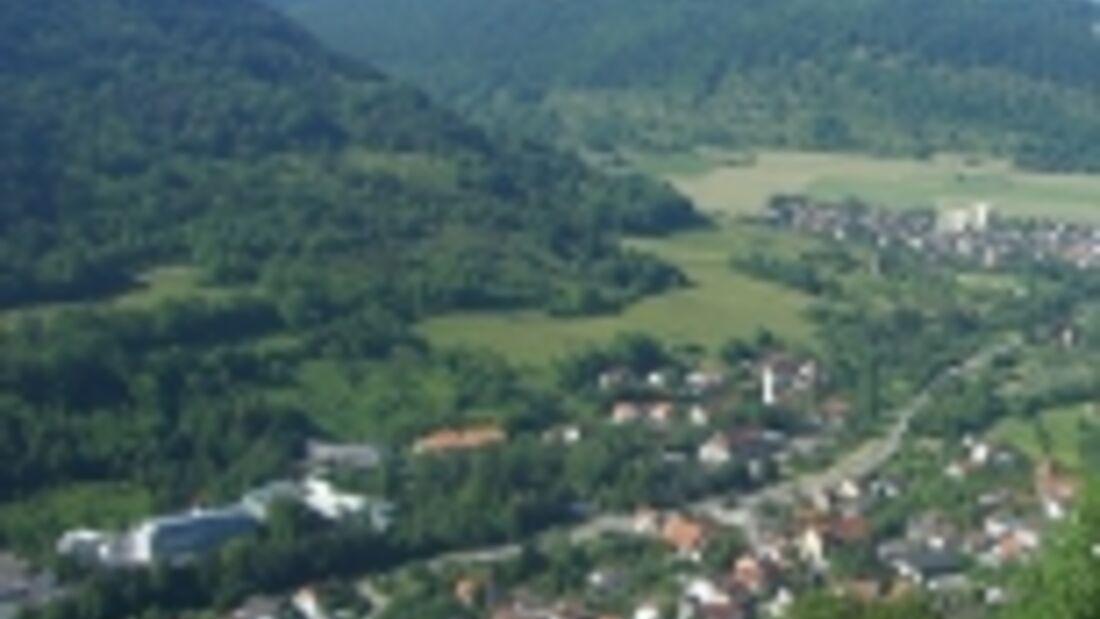 Panoramahalbmarathon Oberes Filstal
