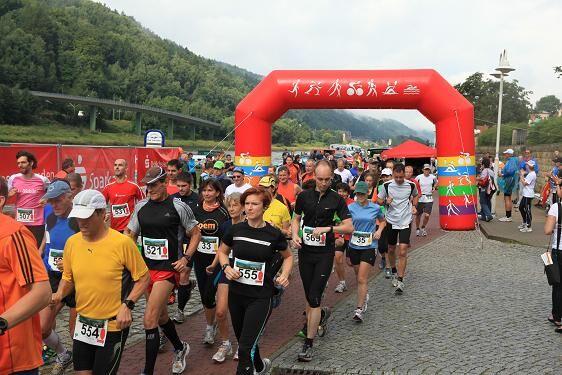Panoramatour Sächsische Schweiz Start in Bad Schandau