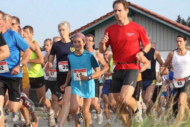Partnerlauf Ebershausen: Ein Lauf für alle Altersklassen
