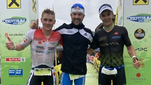 Patrick Lange gewann den Trumer Triathlon 2021