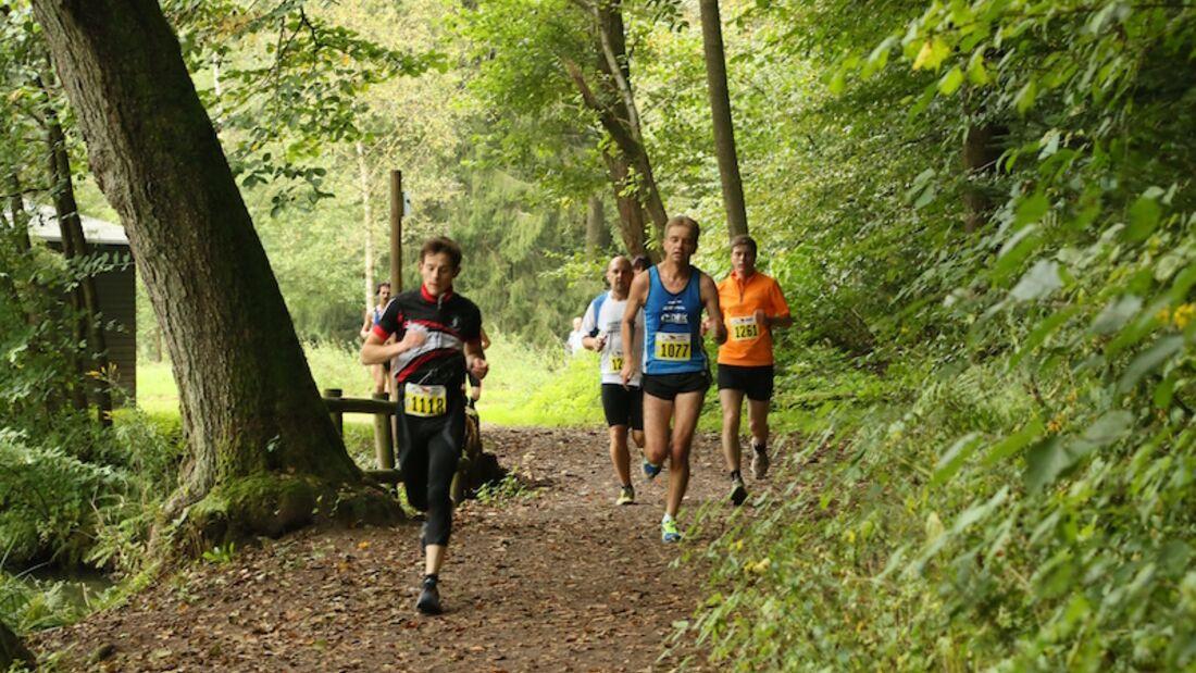 Pfälzer Wald Marathon 2015