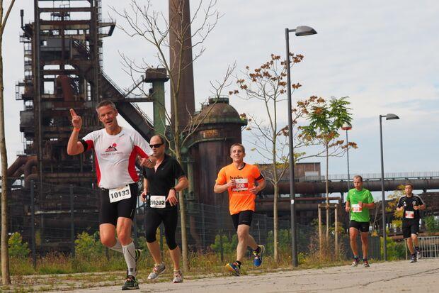 Phoenix-Halbmarathon Dortmund 2015