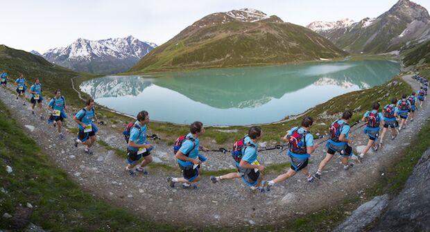 Pitztal-Gletscher Trail Maniak 2014