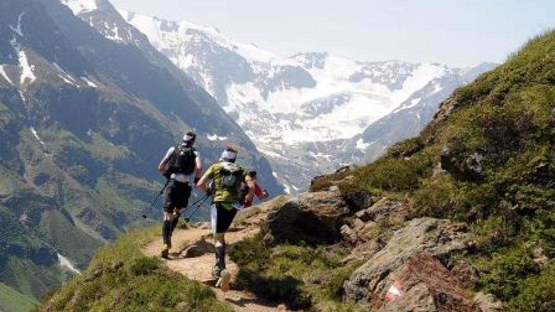 Pitztal-Gletscher Trail-Maniak Mandarfen