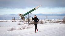 Polar Bear-Marathon Chuchill 2019