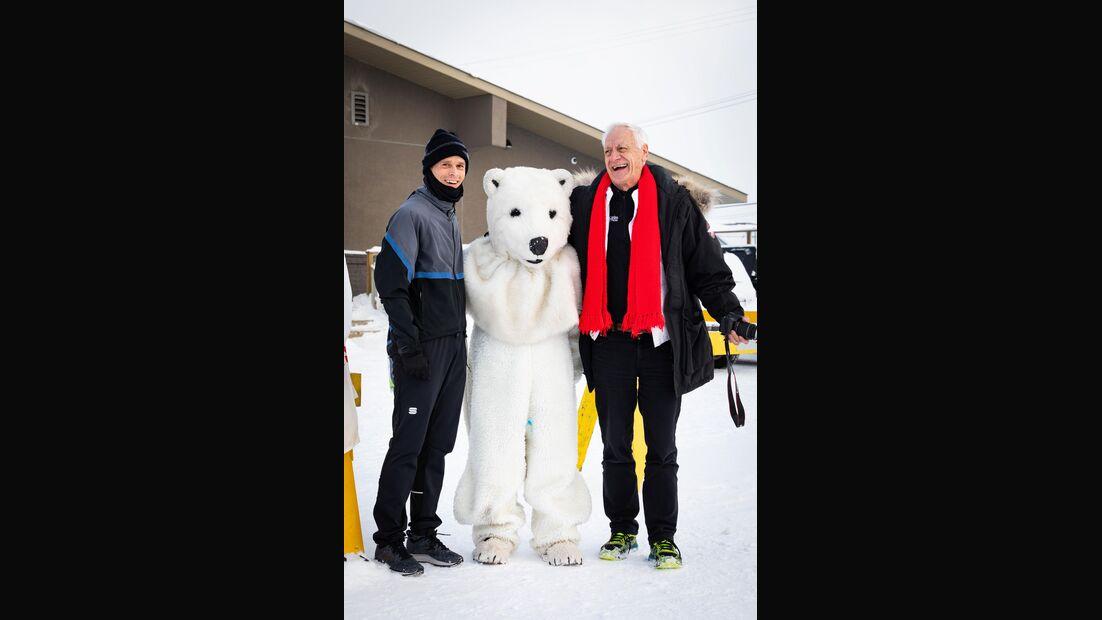 Polar Bear-Marathon Churchill  2019