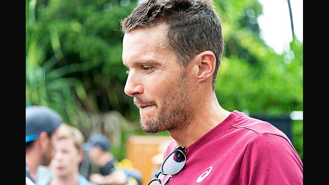 Pressekonferenz Ironman Hawaii 2019