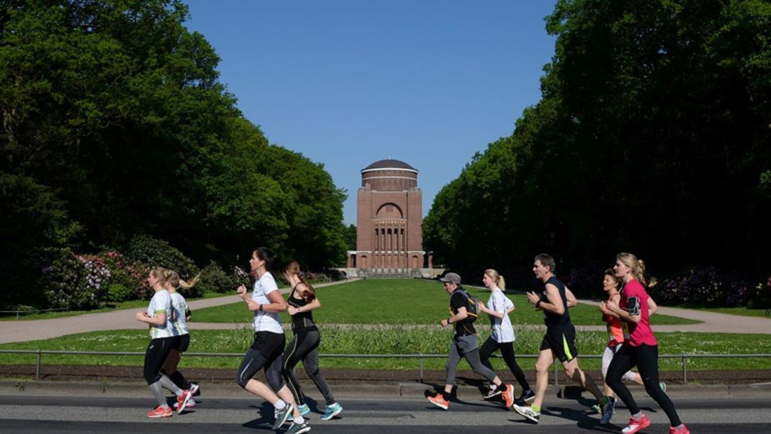 RUN FUN DAY Hamburg