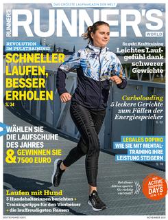 RUNNER'S WORLD 11/2021